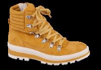 Tamaris kort damestøvlett gul 1-1-26804-33