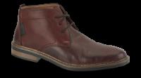 Rieker herrestøvlett brun 37612-26