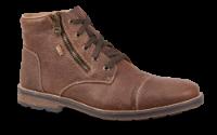 Rieker herrestøvlett brun F5530-25