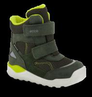 ECCO Babystøvle Grøn 75475152140  URBAN MIN
