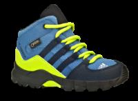 adidas børnestøvle blå TERREX MID GTX I