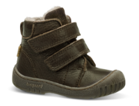 Bisgaard barnestøvlett brun 60332219