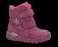 ECCO børnestøvle pink 754701 URBAN MIN