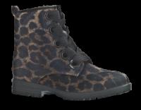 Duffy barnestøvlett leopard 73-41942
