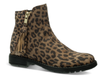 mia maja børnestøvle leopard