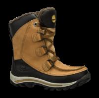 Timberland barnestøvlett gul/sort C3571R