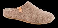 Zafary brune tøfler 6011500330