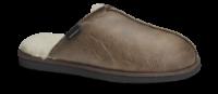 Shepherd herretøffel brun 1201