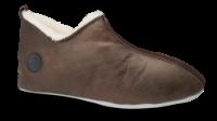 Shepherd herre-tøffel brun 6201...