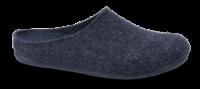 Zafary dametøffel blå