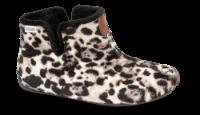 Zafary damehjemmesko leopard
