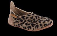 Bisgaard børnehjemmesko leopard 11201999