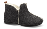 Zafary børnetøffel grå
