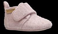 Bisgaard babytøffel rosa 11200999