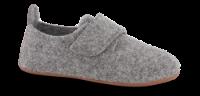 Bundgaard barnetøffel grå BG601034