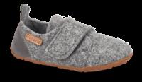 Bisgaard barnetøffel grå 11203999