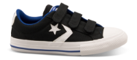 Converse børnesneaker canvas sort 666948C Star Pla