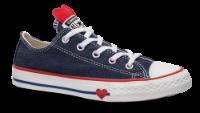 Converse børne canvas sneaker navy 363704C CHUCK TA