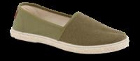 B&CO dame-espadrillos kaki