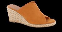 Tamaris damesandal oransje 1-1-27202-24
