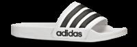 adidas badesandal hvit CF ADILETTE