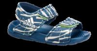 adidas badesandal blå ALTASWIM I