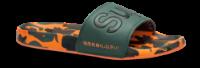 Superdry badasandal khaki SUPERDRY-AOP BEA