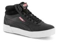 Puma Høye sneakers Sort 374440