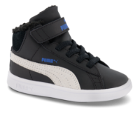 Puma Barnesneakers Sort 366896