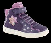 Geox Børne sneaker Lilla J048WB00402C8KQ8