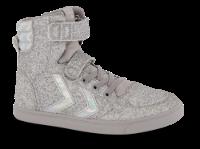 Hummel Barnesneakers Sølv 206837