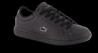 Lacoste børnesneaker sort CarnabyC BL1 BLK