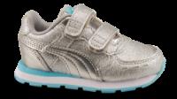 Puma børnesneaker sølv 369721