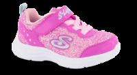 Skechers barne-sneaker pink 20267N