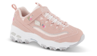 Skechers barne-sneaker lyserød 80579L