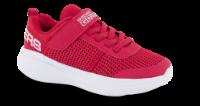 Skechers barne-sneaker rød 97875L