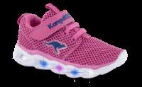 Kangaroos børnesneaker pink KR02039