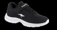 Kangaroos børnesneaker sort KR18315