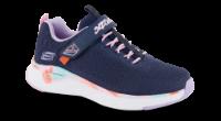 Skechers barne-sneaker marineblå 302041L