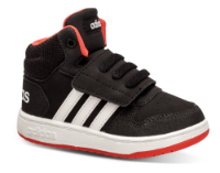 adidas baby basketstøvle sort HOOPS MID 2.0 I