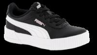 Puma børnesneaker sort 370678