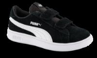 Puma Børne sneaker Sort 365177