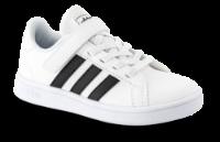 adidas Børne sneaker Hvid EF0109 Grand Court C