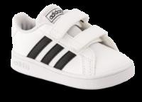 adidas Barnesneakers Hvit EF0118 Grand Court I