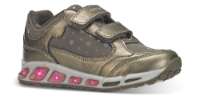 Geox børnesneaker bronze J8206EONFDHC5005