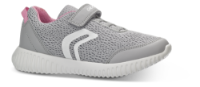 Geox børnesneaker grå/rosa J826DC01454C1296
