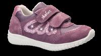 Skofus børnesneaker mørk rosa