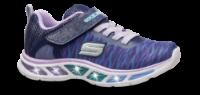 Skechers børnesneaker blå 10767L