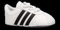 adidas babysko hvid VL COURT 2 CRIB