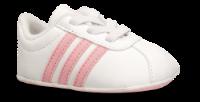 adidas babysko hvid/pink VL COURT 2 CRIB